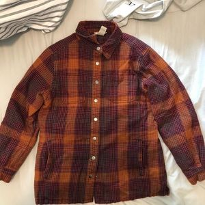 Women's Vintage Duluth Flannel Jacket